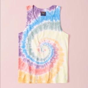 Abercrombie Multi Color Tie Dye 🌈